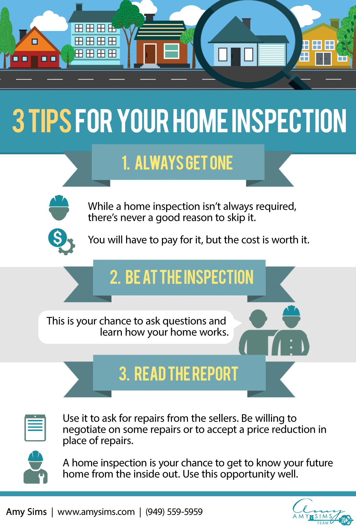 3 Tips for your Home Inspection Image
