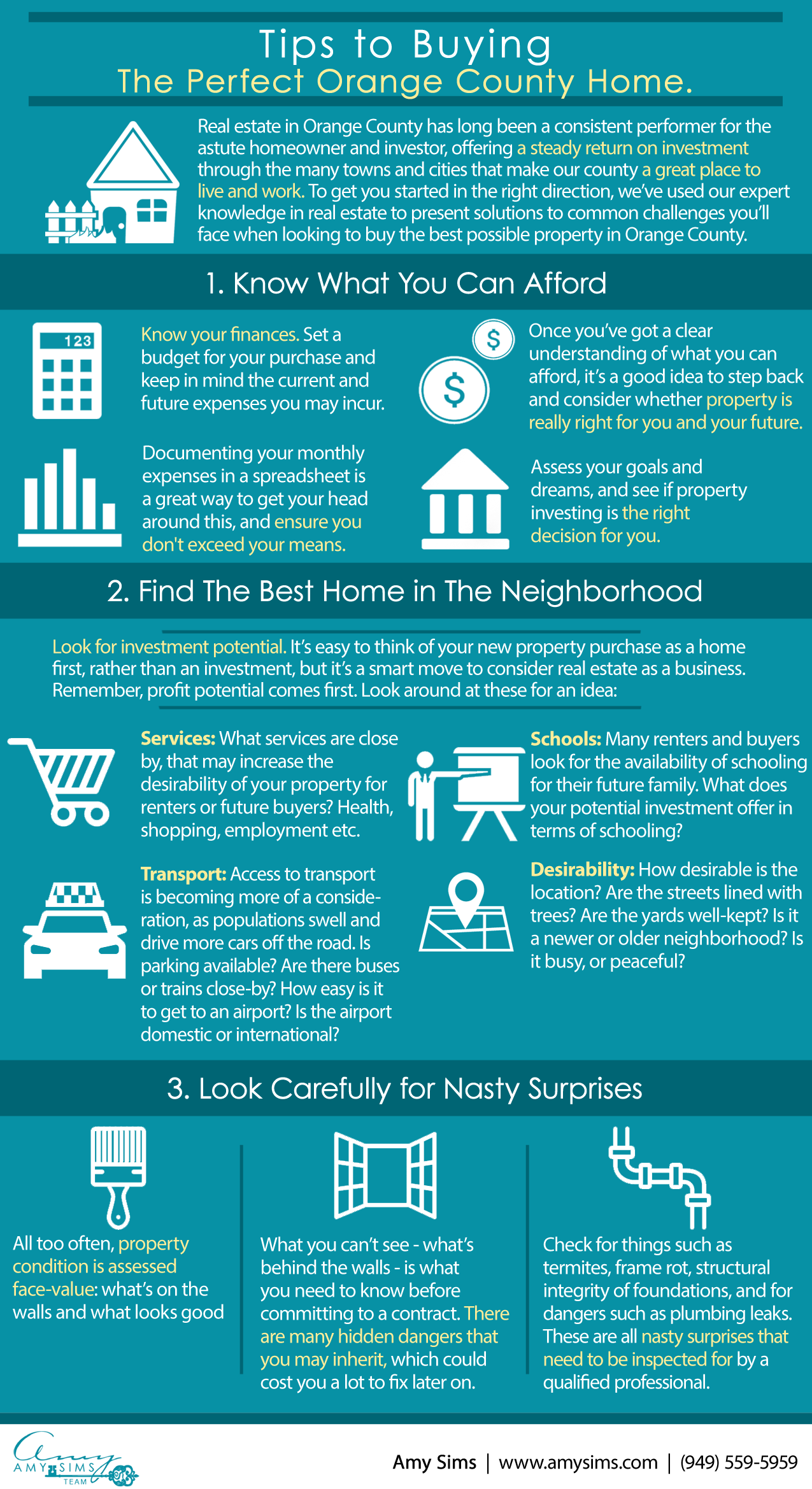 Tips to Buying The Perfect Orange County Home Image