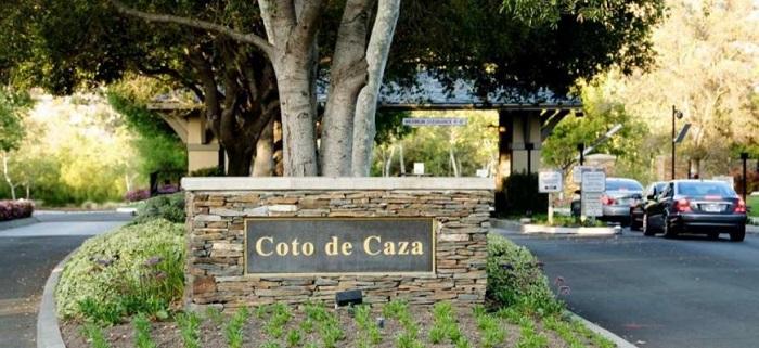 Coto De Caza Short Sales image